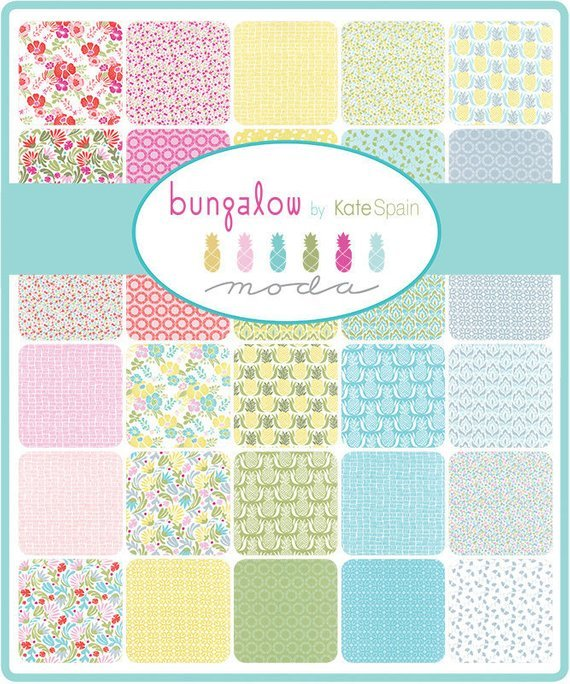 Bungalow Jelly Roll�
