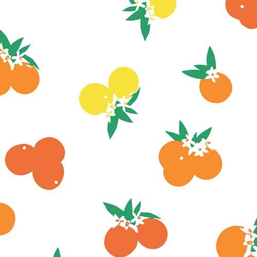 Art Gallery Fiesta Fun Citrus Sunrise