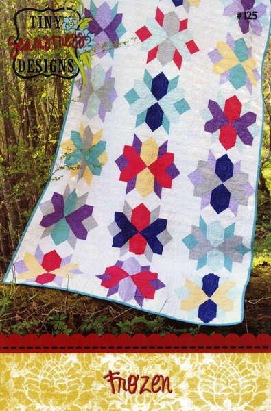 Frozen Quilt Pattern