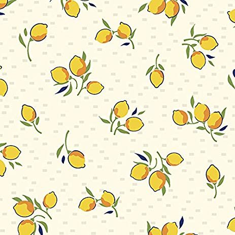 Hello Jane Fruit Yellow - Allison Harris for Windham