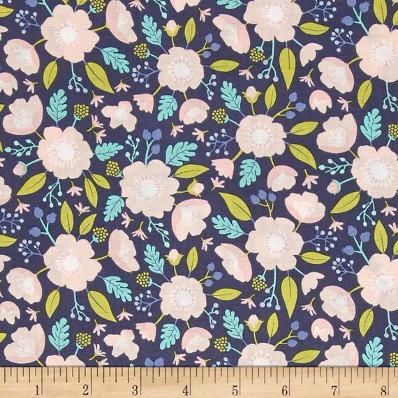 Camelot Fabrics Meadow- Wildflowers