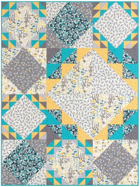 Valori Wells Robin Quilt Kit (Special Release)