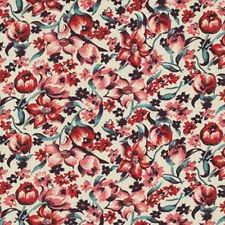 Shelburne Falls Dress Floral Maple