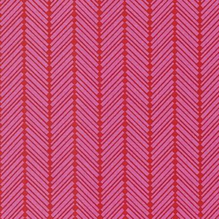 Heather Bailey's True Color Checkerbone Watermelon