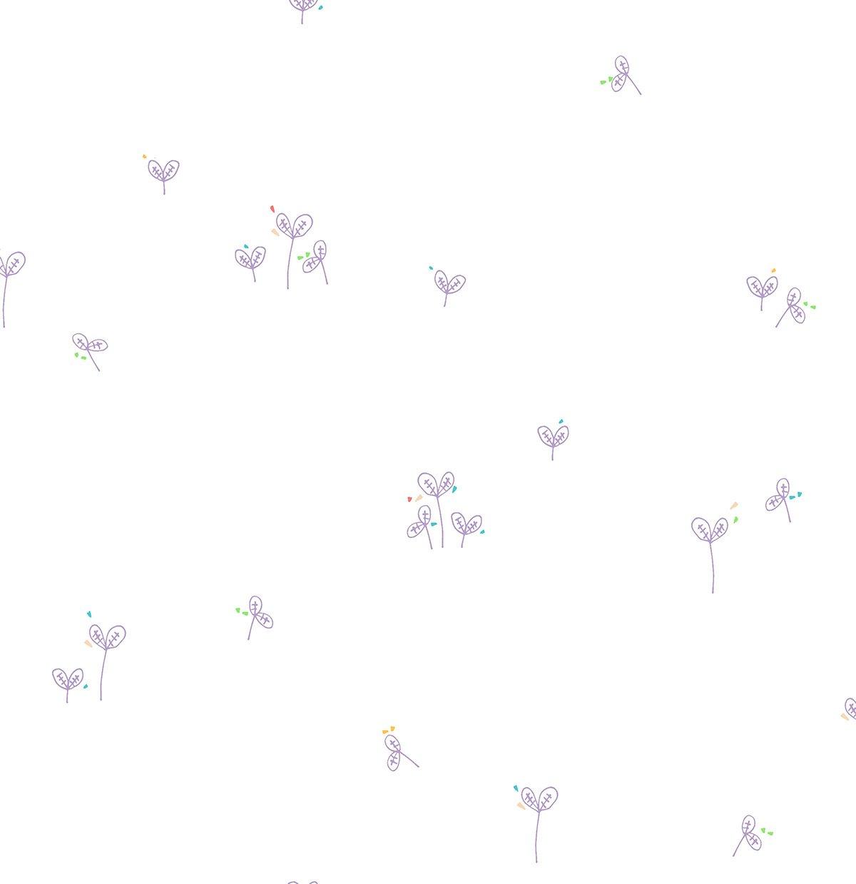 Neutrals Field Purple by Victoria Findlay Wolfe for RJR