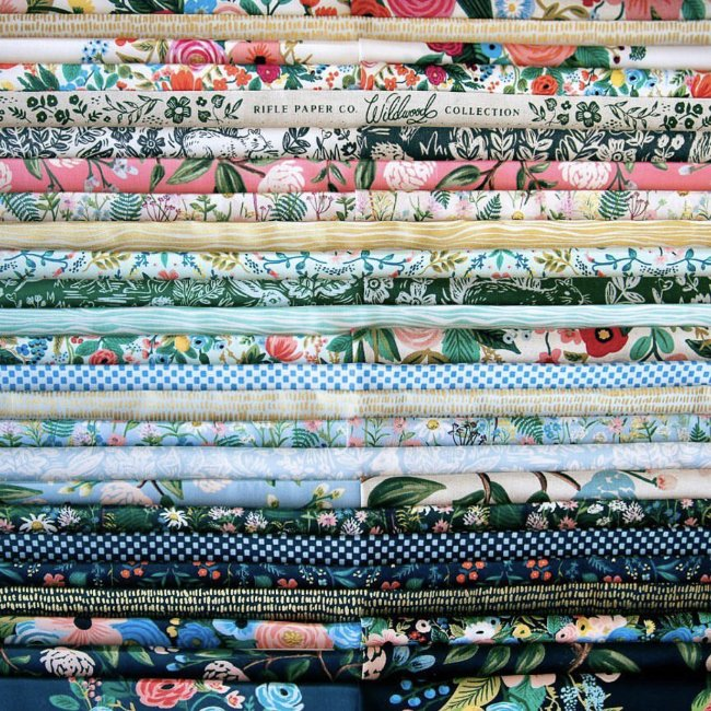 Cotton and Steel Rifle Paper Co. Wildwood 30PC