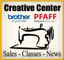 Creative Center News