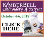 Kimberbell Embroidery Retreat