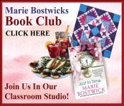 Marie Bostwicks Book Club