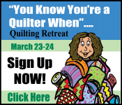 Quilter Retreat