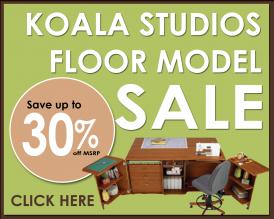 Koala Floor Model Sale