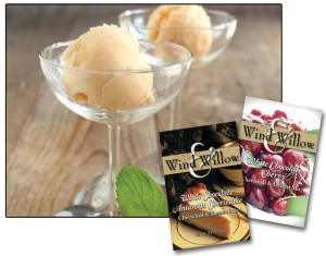amaretto icecream