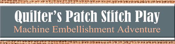 Quilters Patch Banner