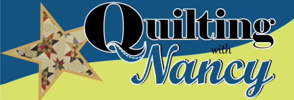 Quilting With Nancy