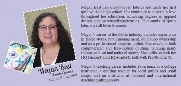 Meet Megan Best