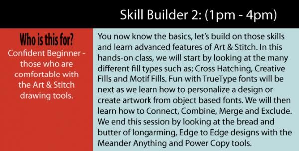 Skill Builder 2