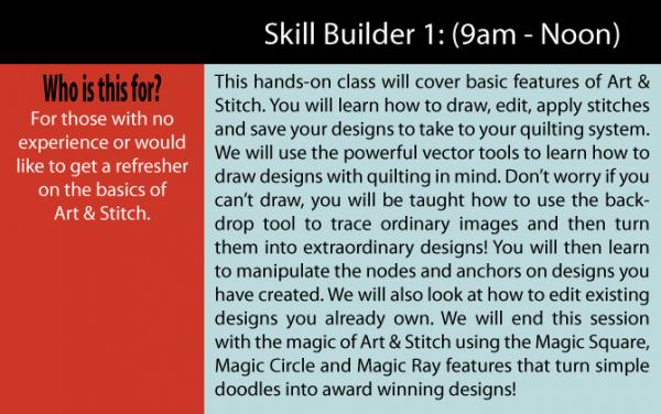 Skill builder 1
