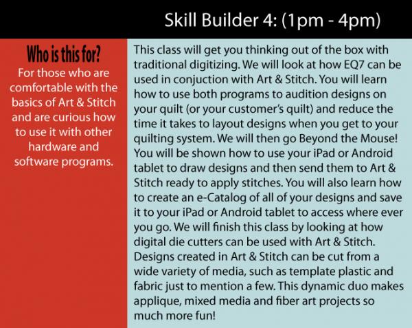 skill builder 4