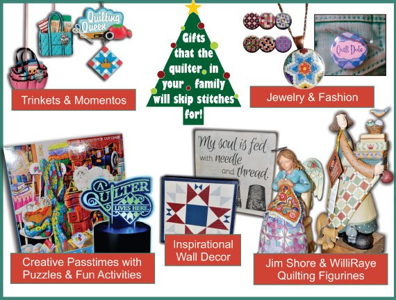 holiday gifts for the quilter