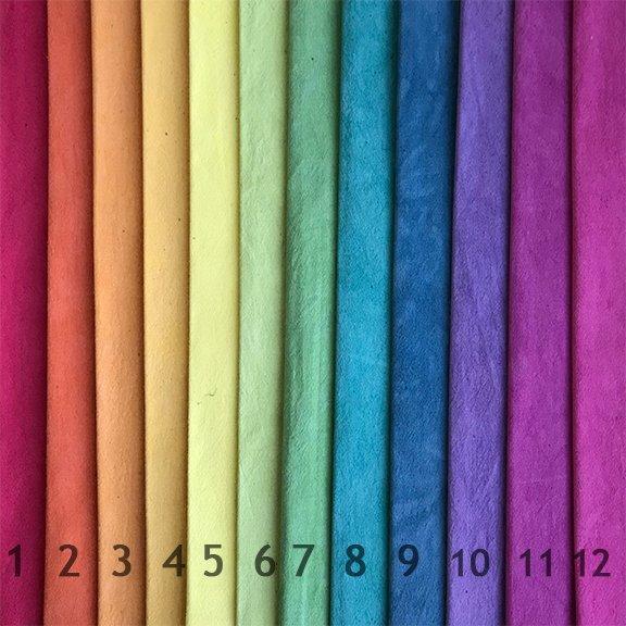 Cherrywood Light Color Wheel 12 Fat Quarters Bundle Fabric