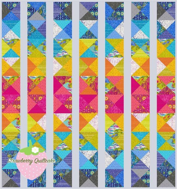 Alison Glass Spectrum pattern