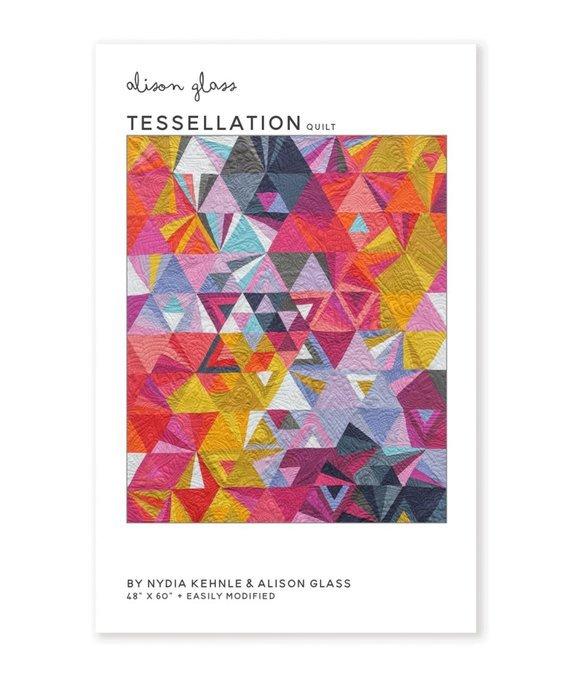 Alison Glass Tessellation pattern