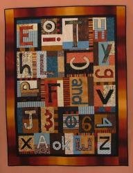 BJ Designs Alphabet and Numbers Soup