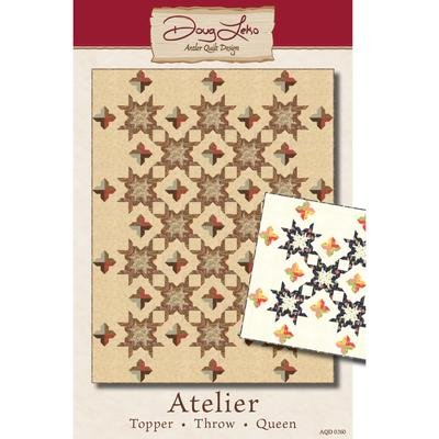 Antler Quilt Design Atelier Pattern by Doug Leko