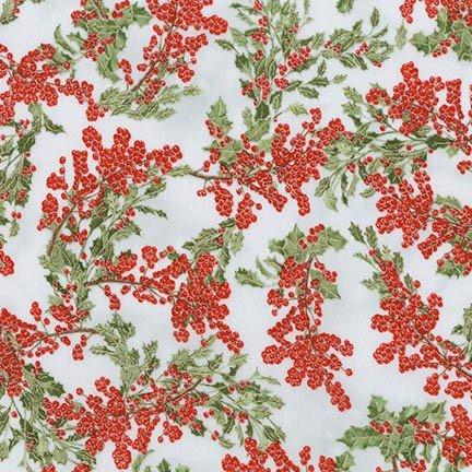 Winter White 3 AWHM-17373-277 Winter Fabric