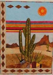 BJ Designs Cactus Mesa pattern
