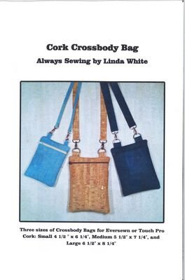 AS201 Cork Crossbody Bag