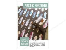Elizabeth Hartman Arctic Feathers Pattern