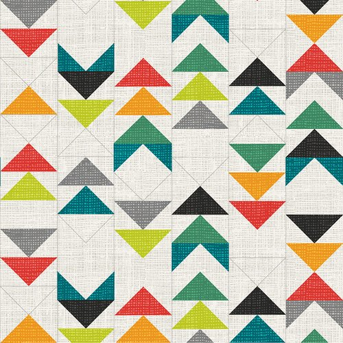 Into the Woods Multi Large Triangles 4543-69