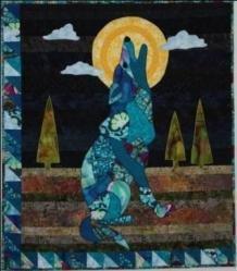 BJ Designs La Luna Lobo pattern