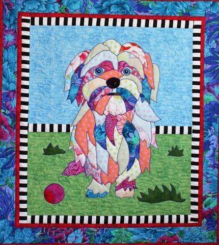 BJ Designs Lulu pattern
