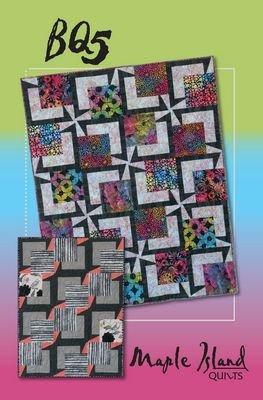 Maple Island Quilt pattern BQ5