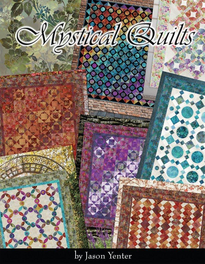Diaphanous Book Mystical Quilts