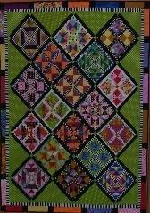 BJ Designs Not My Grandmother's Sampler pattern