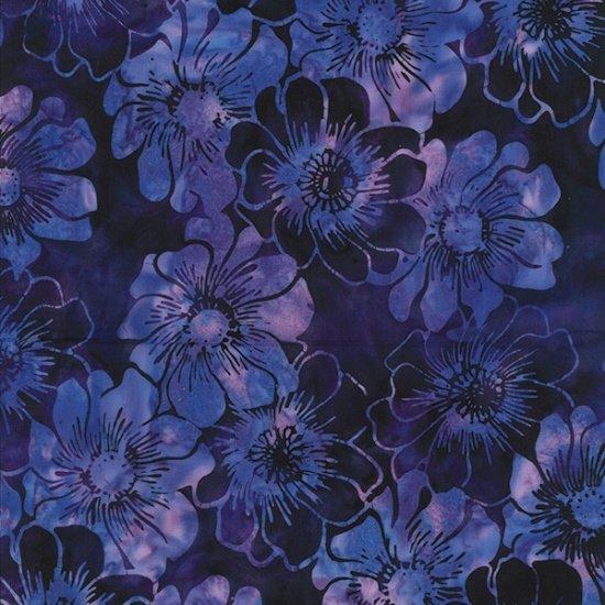 Bali Batiks Graphic Floral Vegas Q2136-358