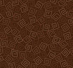 Harmony Cotton Squares Espresso 1649-24779