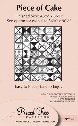 Pieced Tree Patterns Piece of Cake