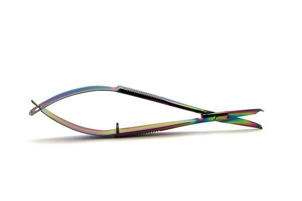 Tula Pink Hardware 4.5 inch EZ Stitch Snip w/Hook Blade