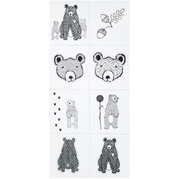 Stof Wolly Bear 4505-090