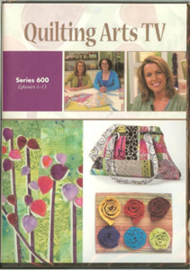 Quilting Arts Tv Series 600