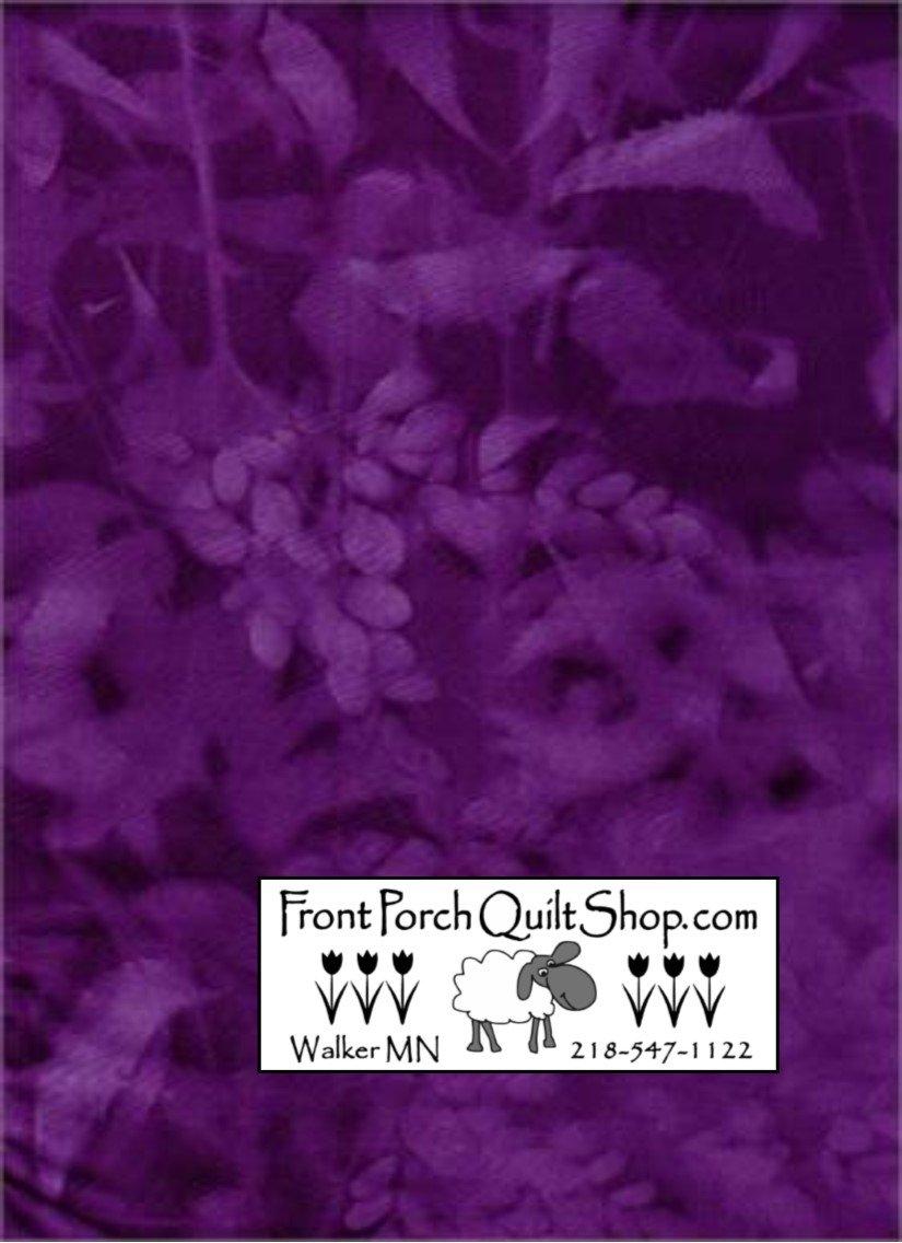 Bali Sun Batiks Purple 0606