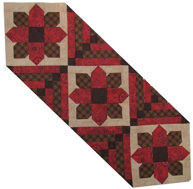Starburst pattern