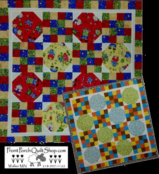Lil' Munchkin Pattern