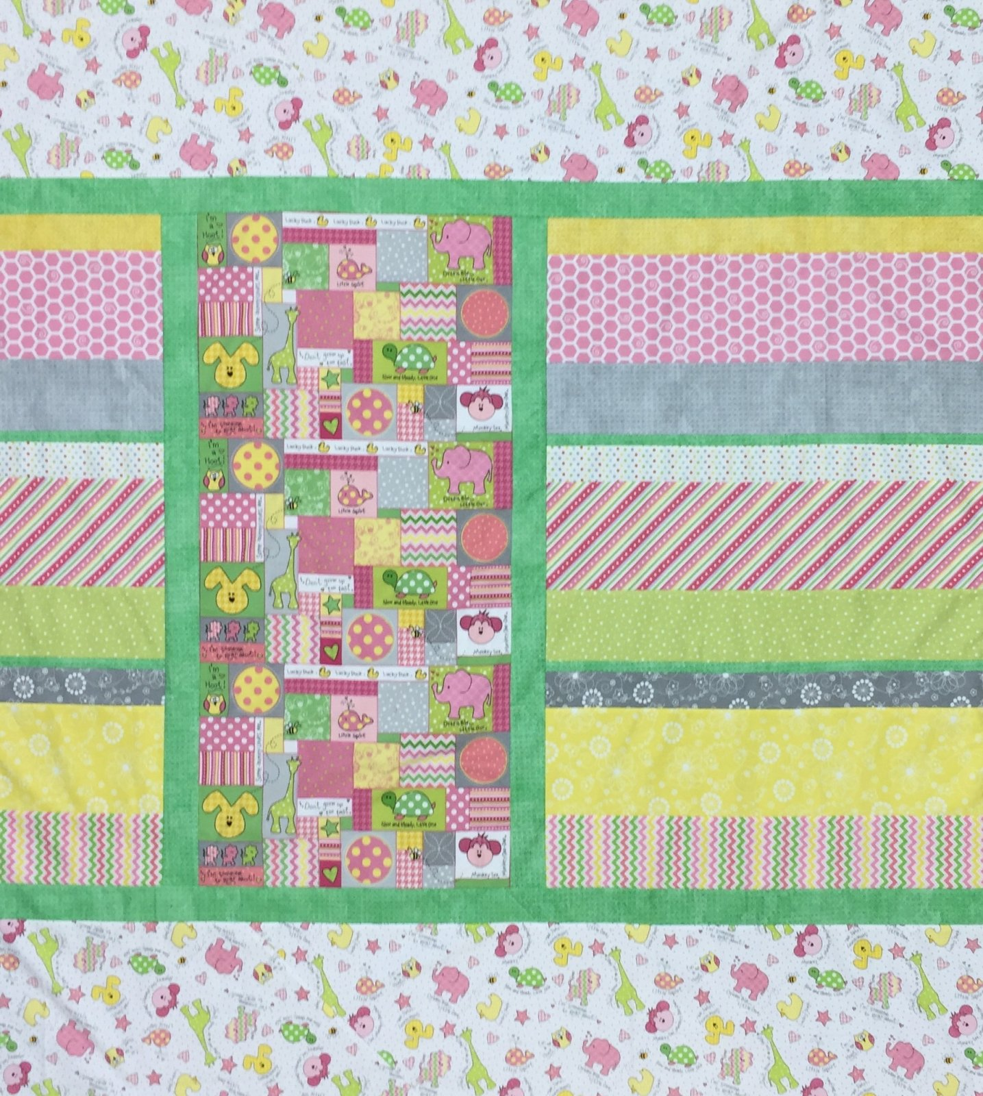 Jiffy Quilt Pattern
