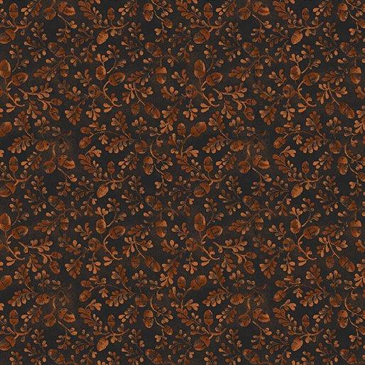 Pumpkin Patch Acorns Black