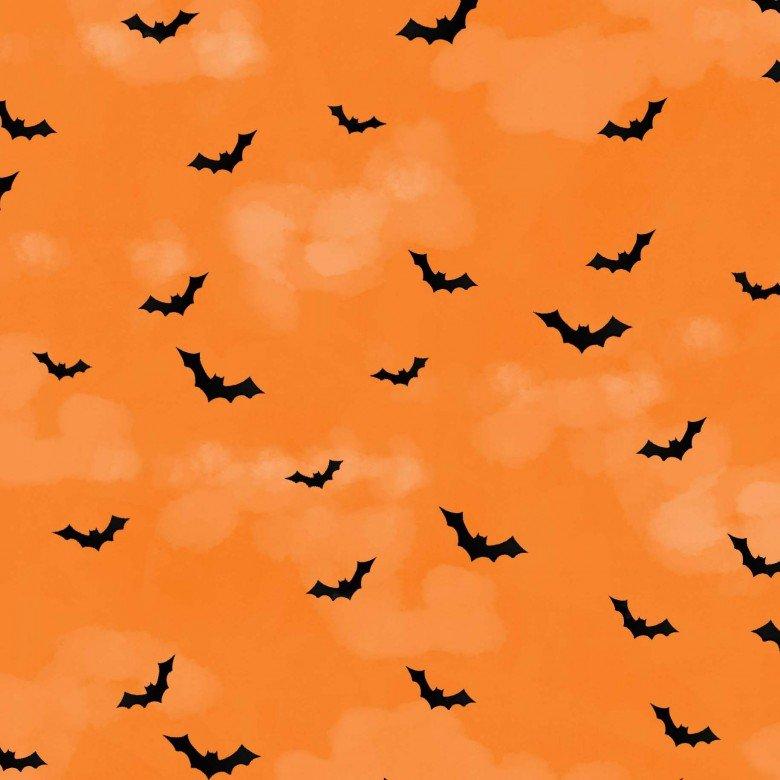 Hocus Pocus Batty Orange